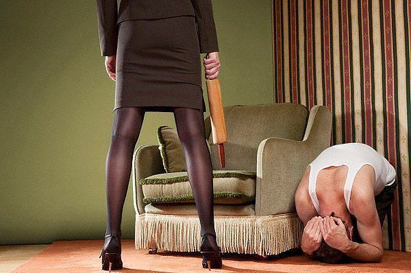 Секс наказание для мужчин