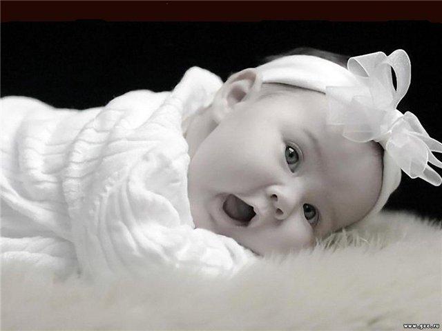 мех, младенчик, ребенок